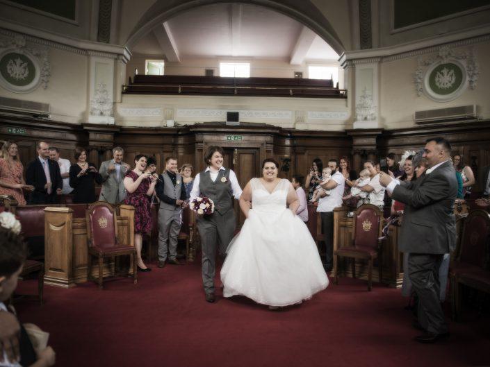 Bruiloft Heather & Yaz | Trouwfotograaf en Bruidsfotograaf Amsterdam