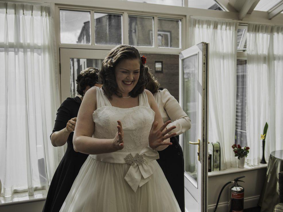 Bruiloft Catriona & Stephen | Trouwfotograaf en Bruidsfotograaf Amsterdam