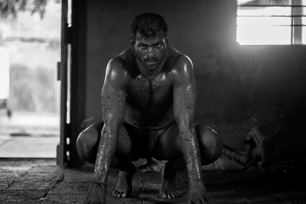 Kushti wrestling in Mumbai and Kolhapur, India