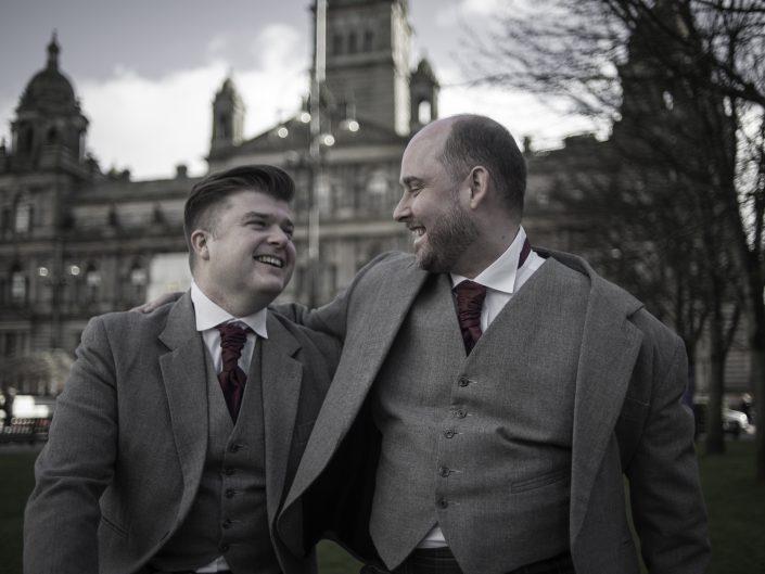 Bruiloft van Robert & Mike | Trouwfotograaf en Bruidsfotograaf Amsterdam